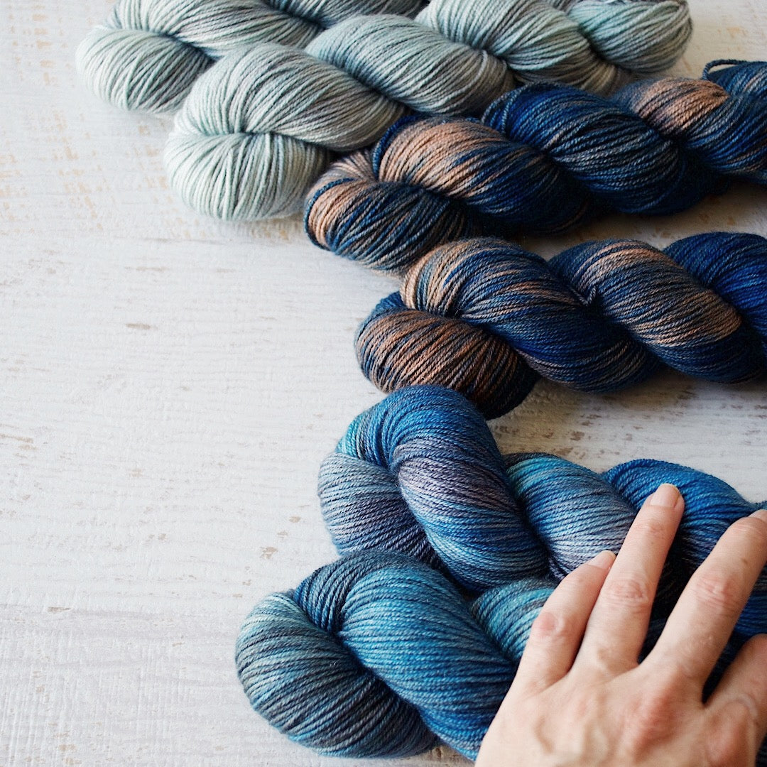 El Merino and Bliss DK - Friday 23rd October