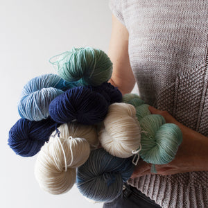Last Update For 2020! - Bliss DK, El Merino and Pom-Poms!