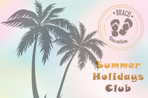 Inspiration Club - Summer Holidays