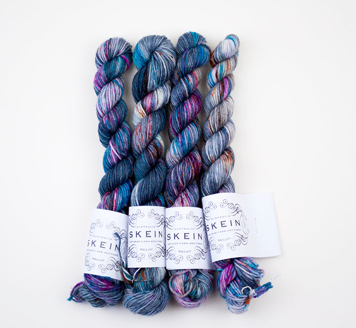 Concrete Rainbow - Mini Skein