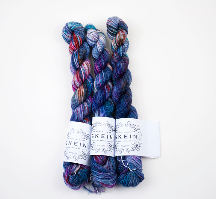 Shady Lane - Mini Skein