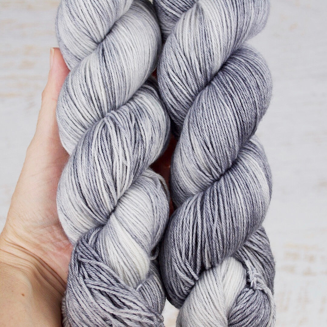 Basic Grey - Top Draw Sock