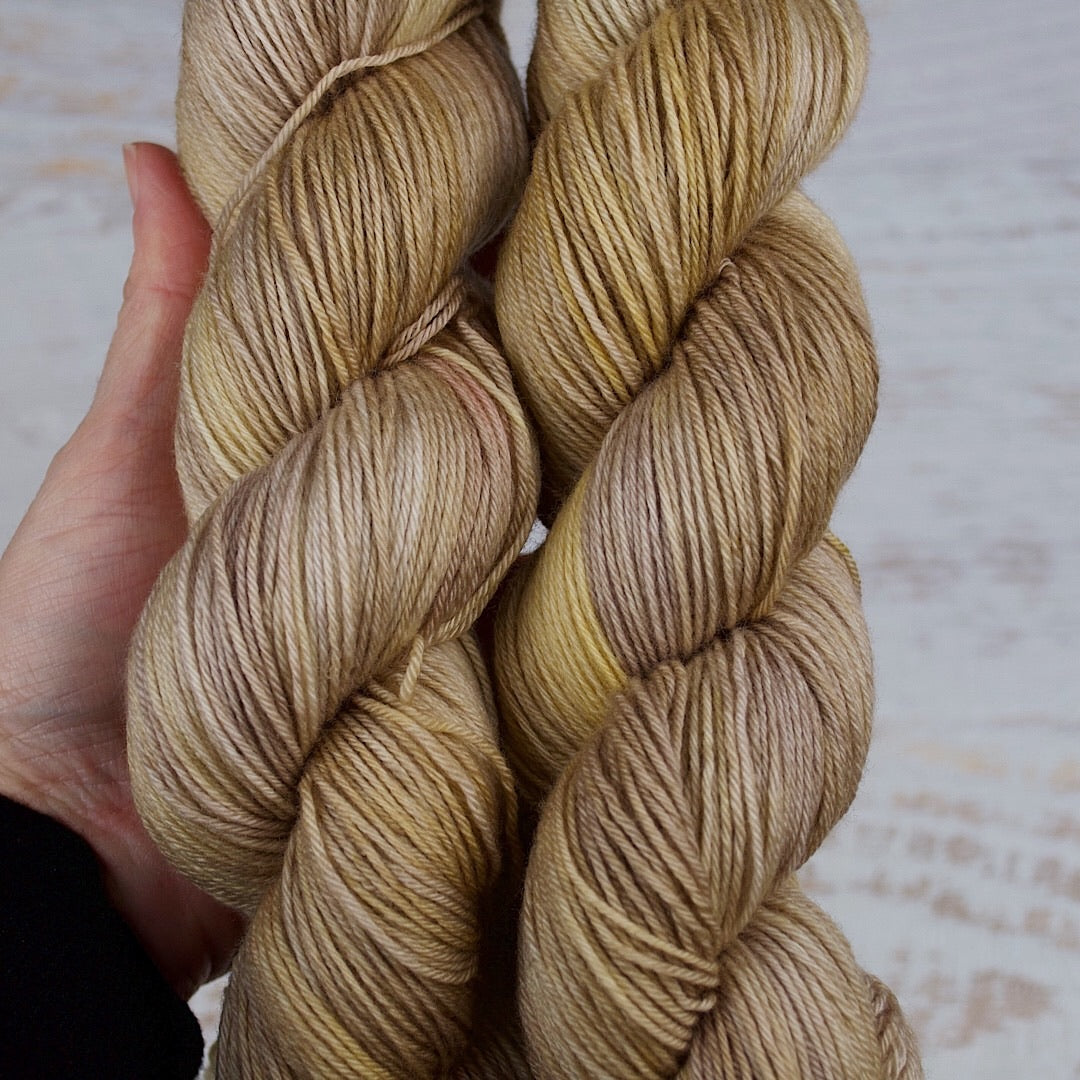 Golden Wheat - Top Draw Sock