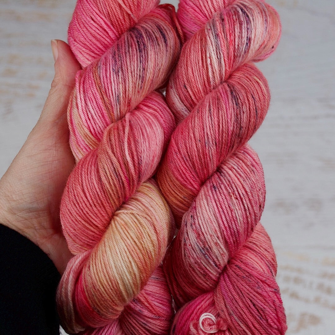 Rose Gold - Top Draw Sock