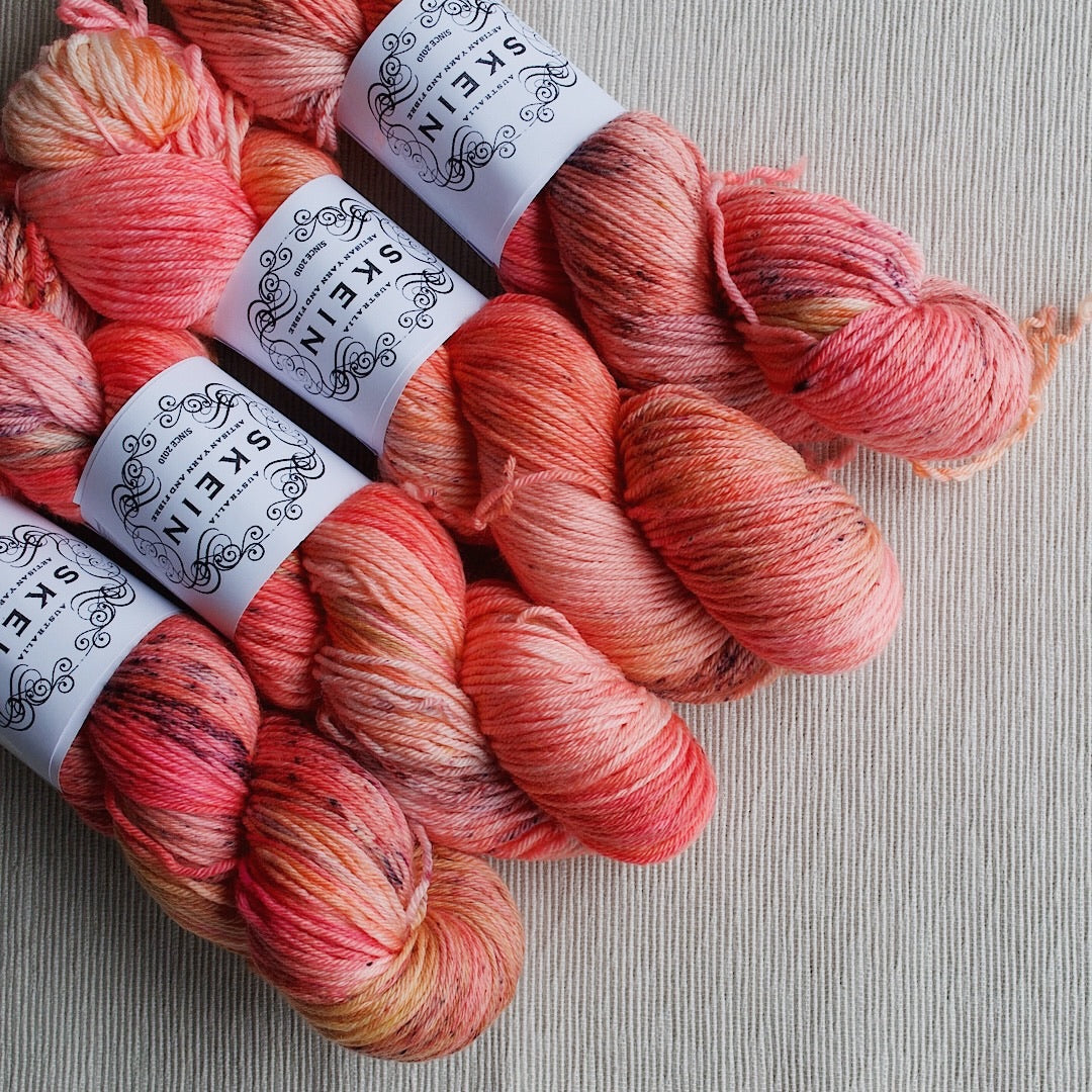 Rose Gold - Skein Sport