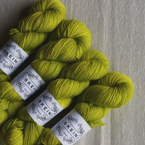 Electric Lime - Uptown Sock