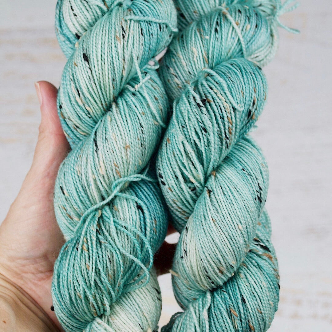 Sea Glass - Donegal Sock