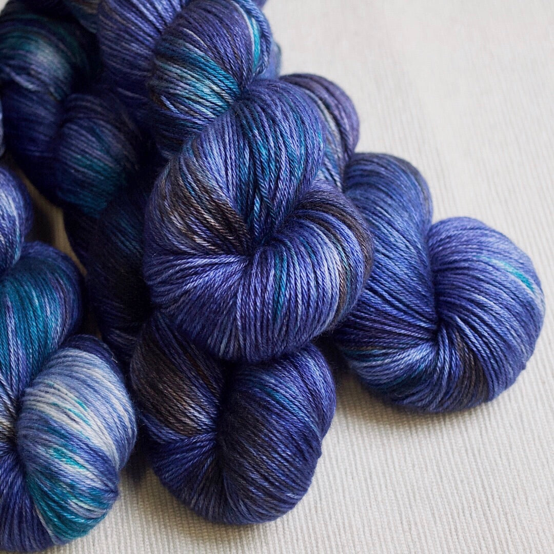 Sea Salt - Merino Silk Sport