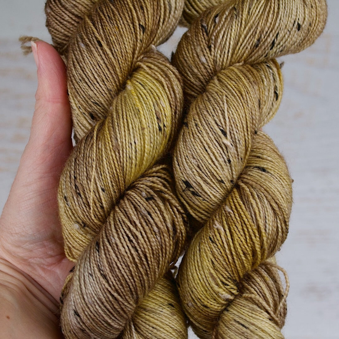 Golden Wheat - Donegal Sock
