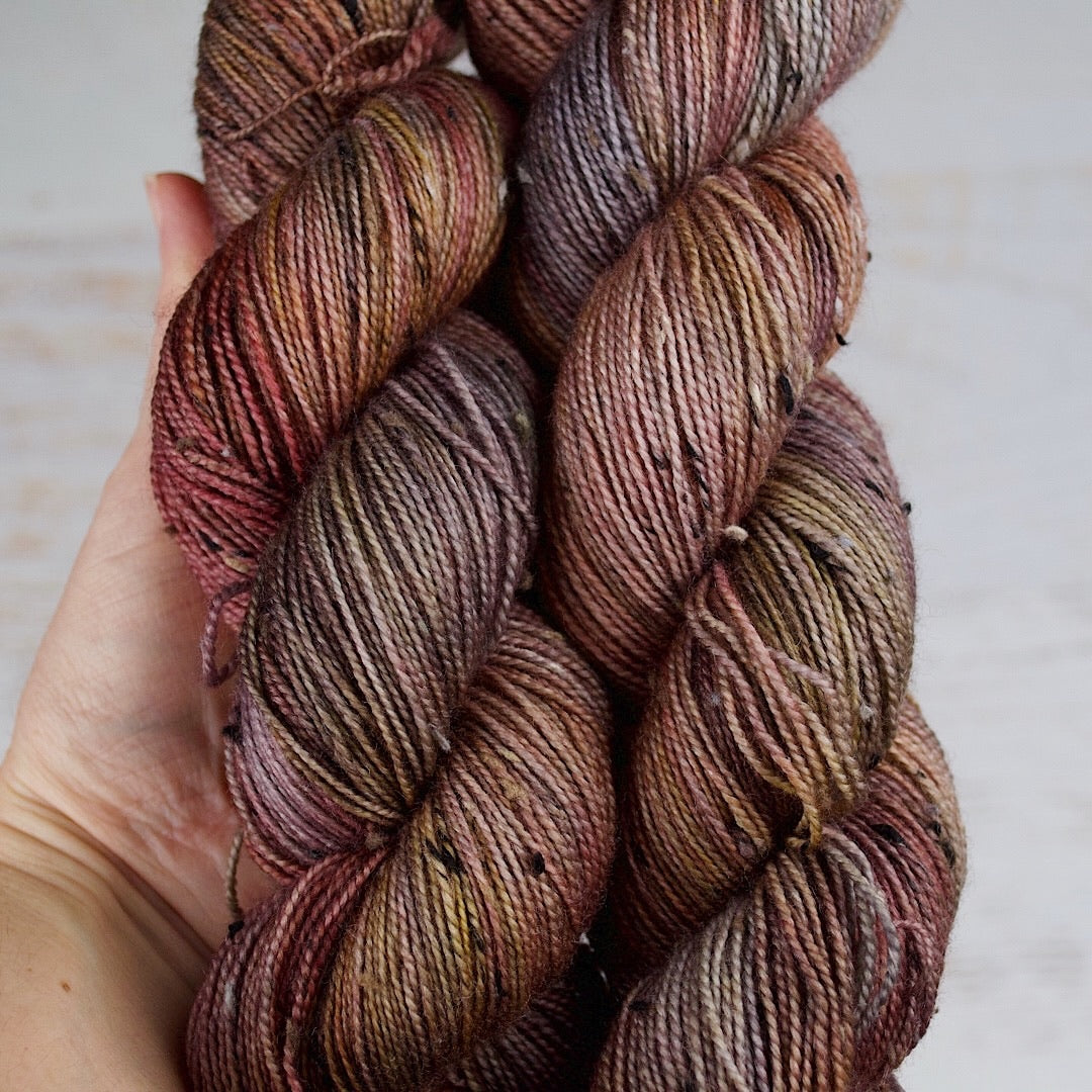 Russet - Donegal Sock