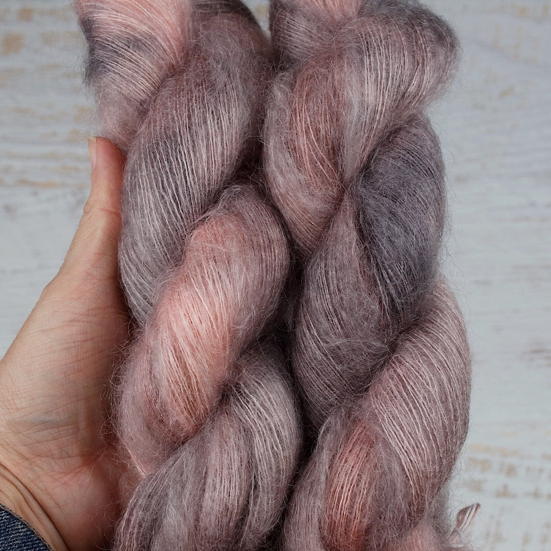 Blush - Mohair Silk Lace