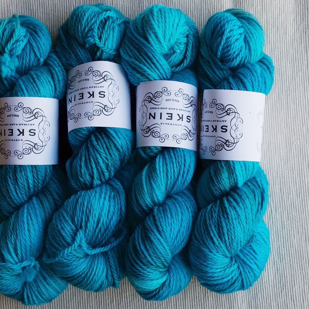 Fountain Blue - Winter Worsted