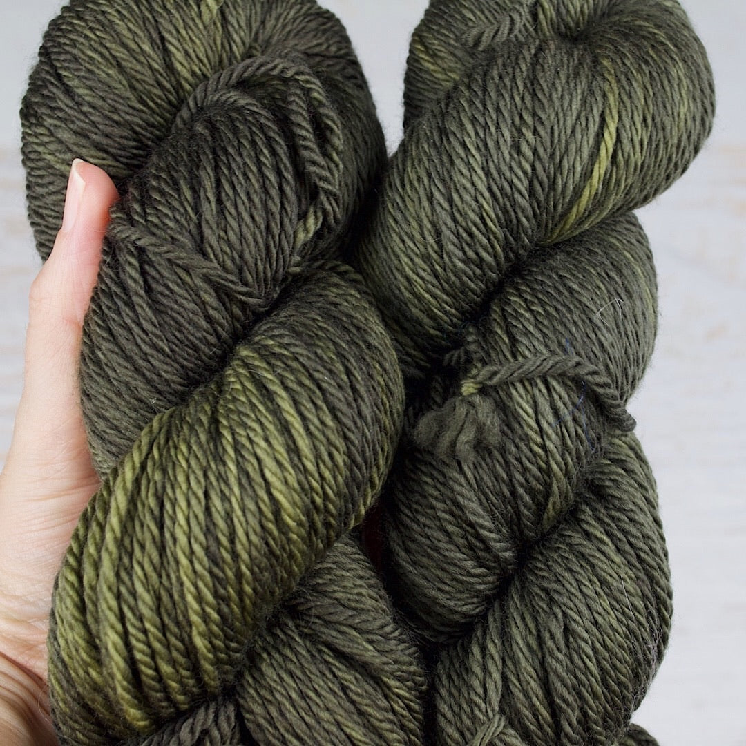 Nordic Woodlands - Winter Worsted
