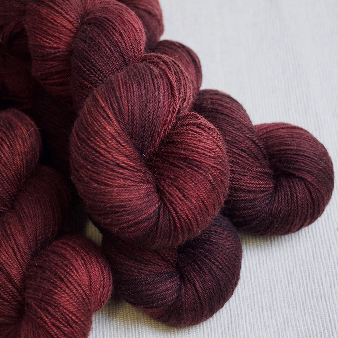 Toffee - Merino Cashmere Fingering