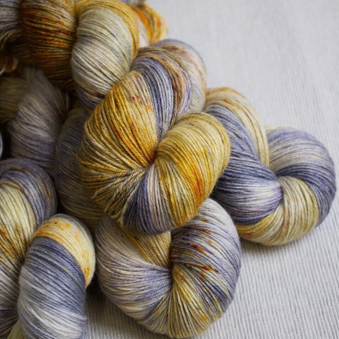 Old Coin - Merino Cashmere Fingering