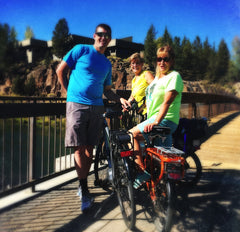 Bend By Bike Tour