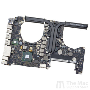 "2.3GHz i7-3615QM LOGIC BOARD - MacBook Pro Unibody 15"" A1286 Mid 2012 MD103LL-The Mac Support Store"