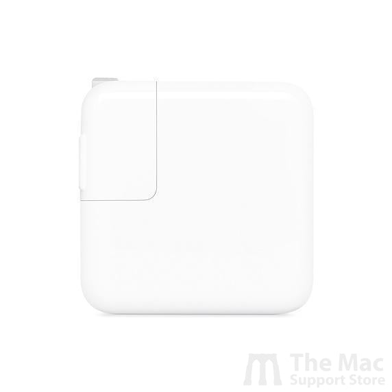 30W USB-C Power Adapter-The Mac Support Store