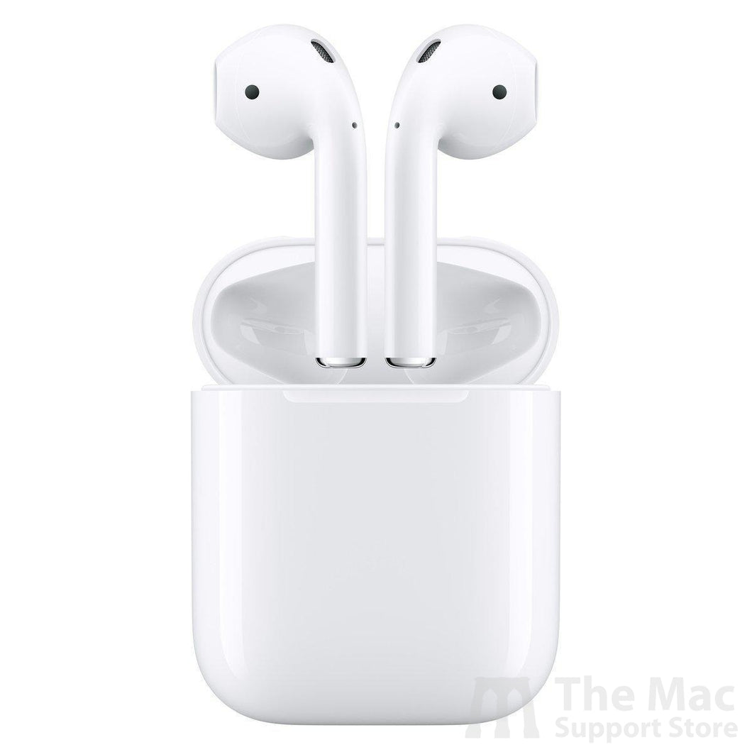 AirPods with Charging Case-The Mac Support Store