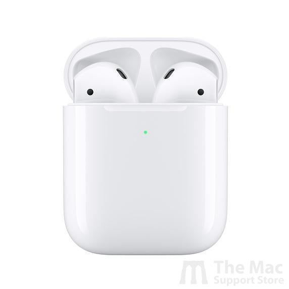 AirPods with Wireless Charging Case-The Mac Support Store