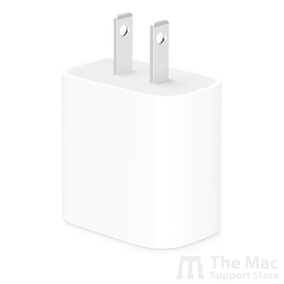Apple 18W USB-C Power Adapter-The Mac Support Store