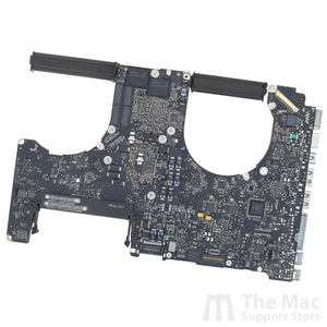"Apple Macbook Pro 15"" A1286 820-2915-B 820-2915 2011 Logic Board i7 2.2Ghz 512mb-The Mac Support Store"