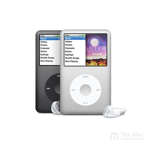 Classic iPod SSD Upgrade-The Mac Support Store
