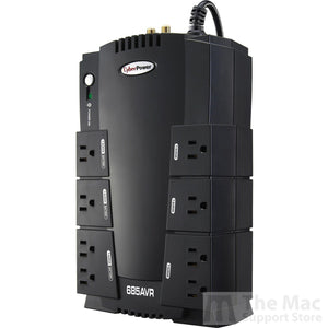 CyberPower CP685AVR UPS (Refurbished)-The Mac Support Store
