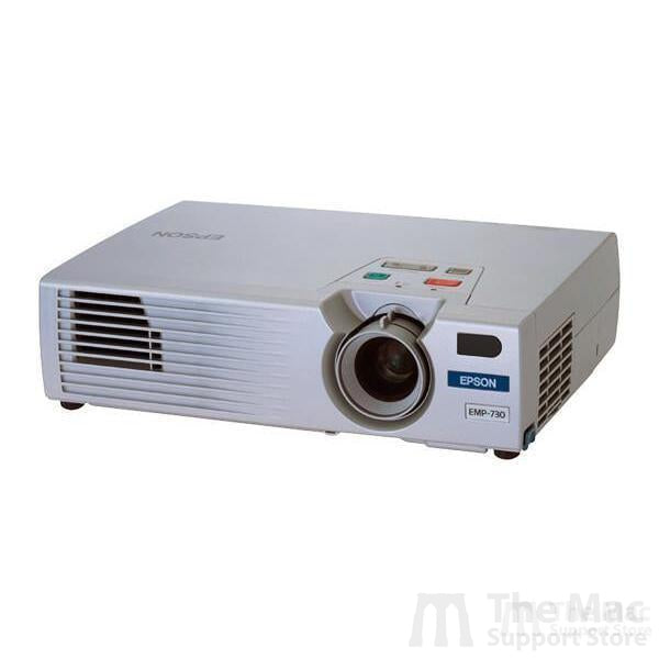 Epson PowerLite 730c Projector-The Mac Support Store