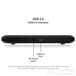 External Optical Drive USB2-The Mac Support Store