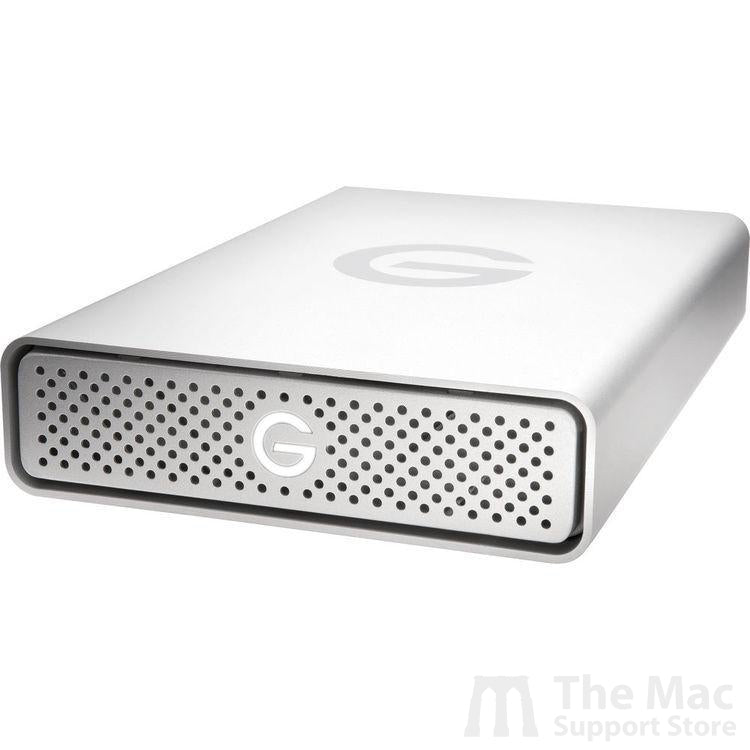 G-Technology 4TB G-DRIVE USB G1 USB 3.0 Hard Drive-The Mac Support Store