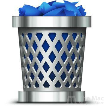Junk the Trash - Quickly Empty the Trash!-The Mac Support Store