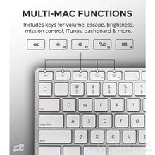 Load image into Gallery viewer, Matias Wired Aluminum Keyboard for Mac (Silver)-The Mac Support Store