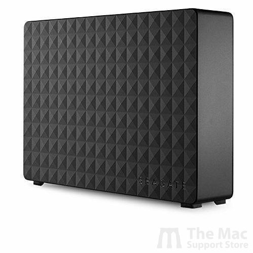 Seagate Expansion 6TB Desktop External Hard Drive USB 3.0-The Mac Support Store