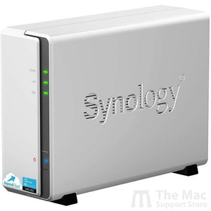 Synology BeyondCloud 1-Bay (1x 3TB NAS Drives) Network Attached Storage (NAS)-The Mac Support Store
