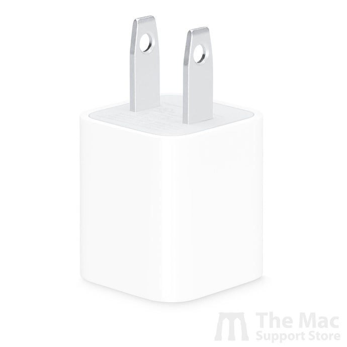Used Apple 5W USB Power Adapter-The Mac Support Store