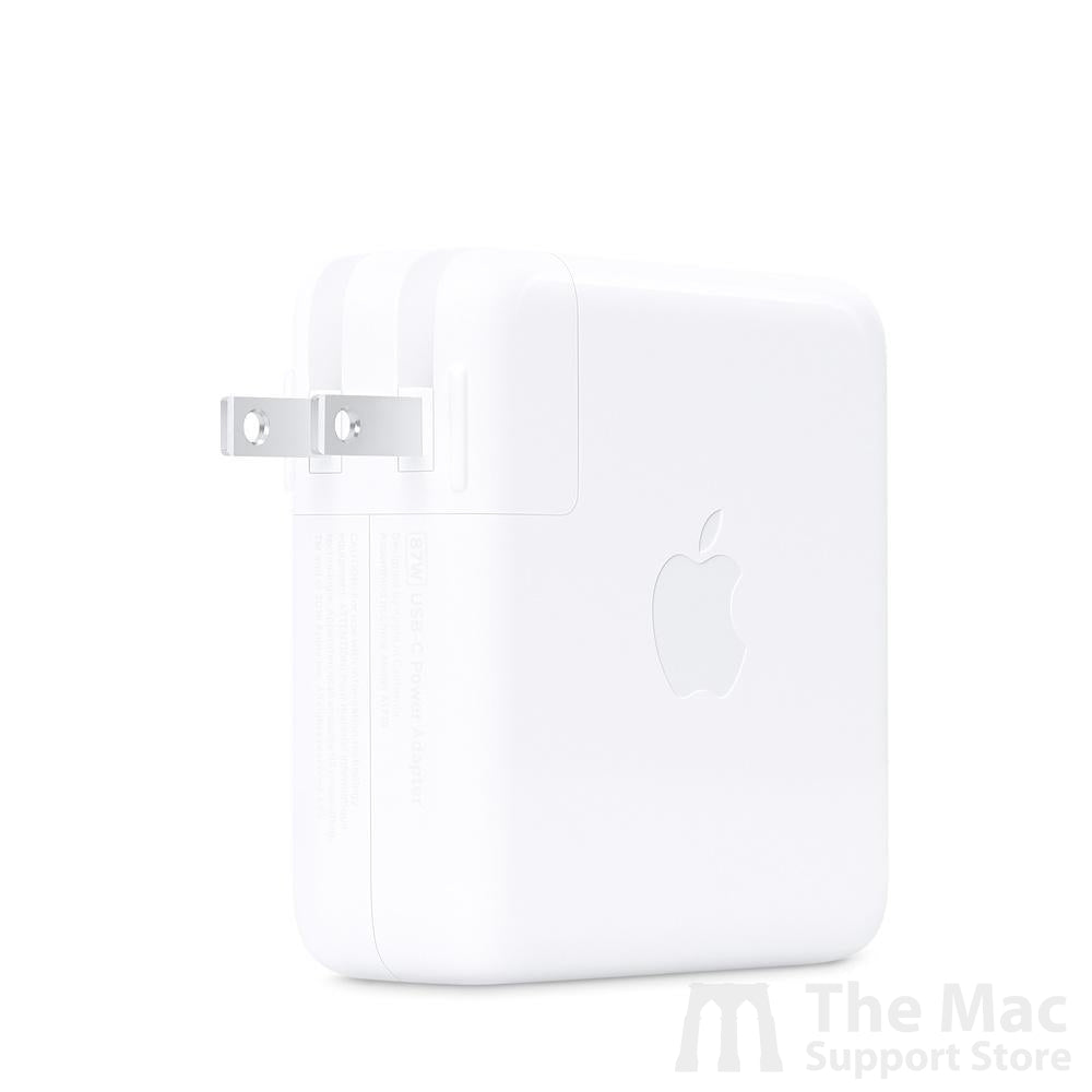 Used Apple 87W USB-C Power Adapter (Used or Refurbished)-The Mac Support Store