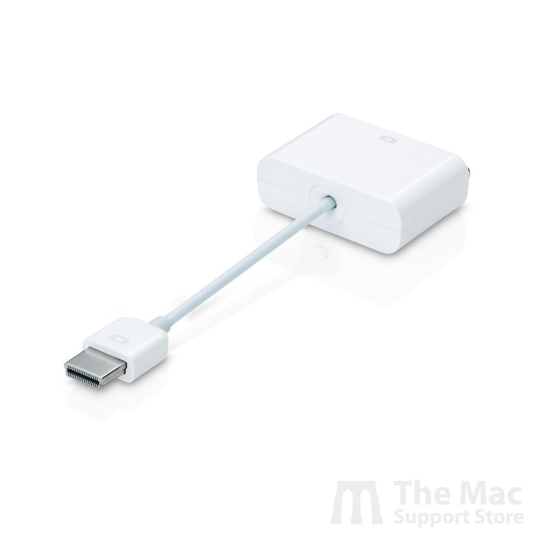 Used Apple Micro-DVI to DVI Adapter-The Mac Support Store