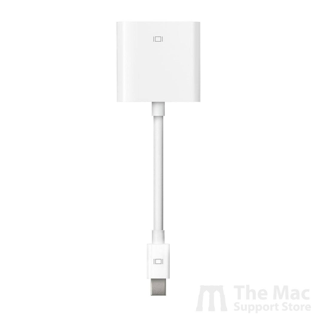 Used Apple Mini DisplayPort to DVI Adapter-The Mac Support Store