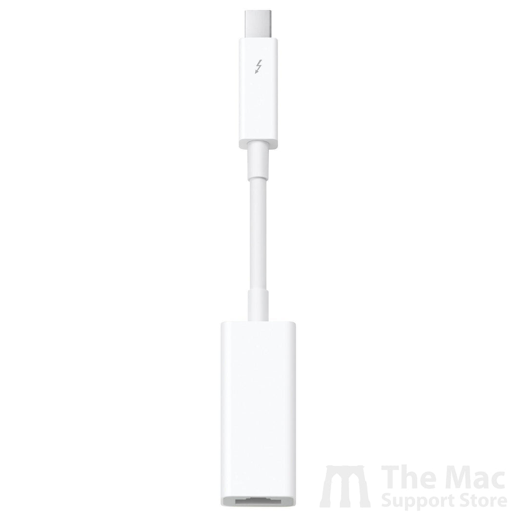 Used Apple Thunderbolt to Gigabit Ethernet-The Mac Support Store