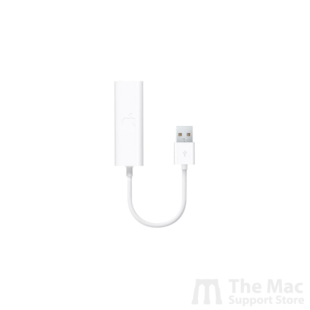 Used Apple USB Ethernet Adapter-The Mac Support Store
