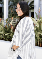 Kimberly Knit Light Weight Kimono