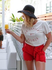 On Sundays We Brunch Tee