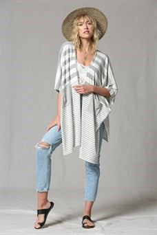 Kimberly Knit Light Weight Cover Up