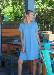 T-Shirt Dress (3 Colors)