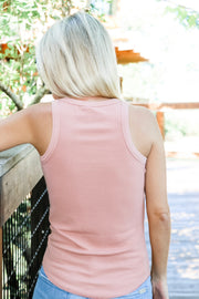 Racer Back Tank (4 Colors)