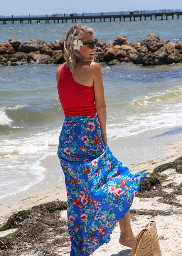 Grenada Festival Skirt by XIX Palms