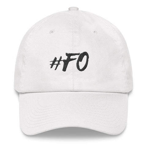 "Spencer Ware ""#FO"" Hat"