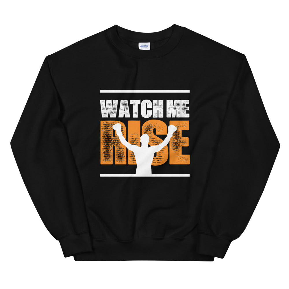 "Helal Jr. ""Watch Me Rise"" Sweatshirt"
