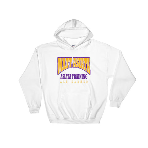 "Matt Asiata ""ALL EARNED"" Hoodie"